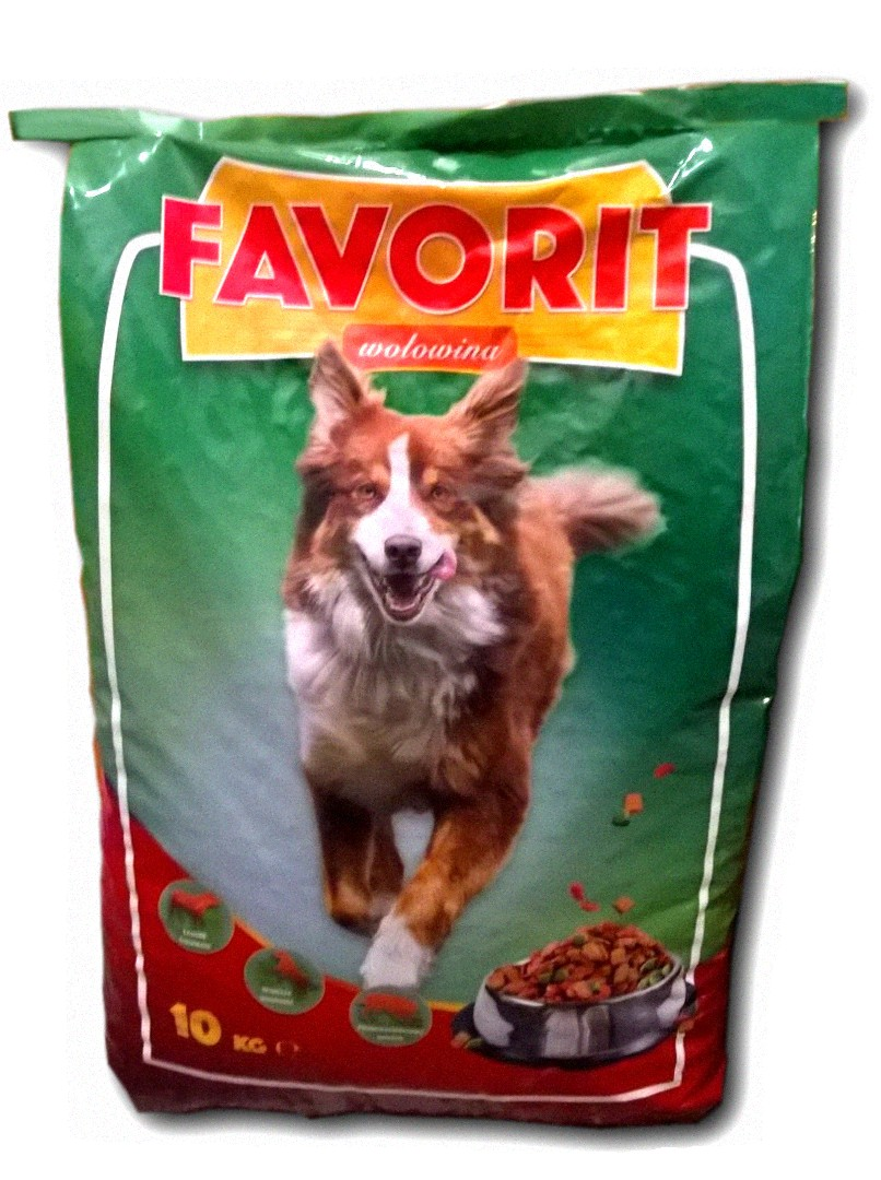 Karma dla psa Favorit