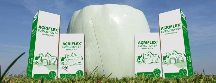 MANULI AGRIFLEX EVOLUTION 5+