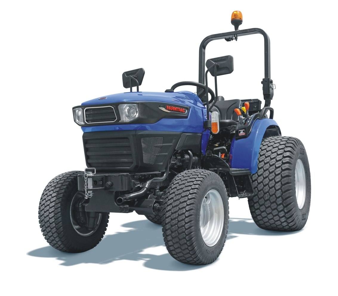 Farmtrac 26 Kompakt 4WD Trawnik od 49 100 zł brutto
